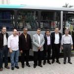 Osasco ganha mais 10 ônibus novos