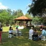 Em Osasco, Parque Chico Mendes abre setembro com muita música