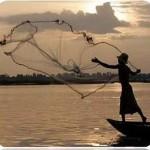 Câmara aprova proibição de pesca amadora com rede por três anos