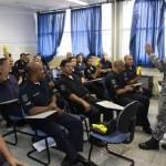 GCM de Osasco recebe treinamento da Força Nacional para utilizar pistola Taser