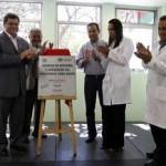 Prefeito e secretário de Saúde de Osasco entregam reforma e adequação da Policlínica Zona Norte