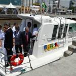 MPA cede lanchas patrulha para a Marinha do Brasil
