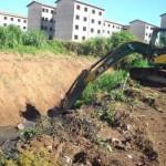 Prefeitura de Osasco intensifica ações de manutenção de córregos e recuperação de praças e áreas verdes