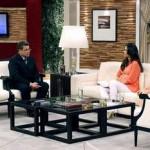 Prefeito de Osasco, Emidio de Souza, participa do programa Manhã Maior, da RedeTV