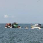 Ibama participa de fiscalização de pesca de arrasto na Lagoa dos Patos / RS