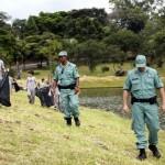 Apucarana – Arrastão faz limpeza no Lago Jaboti