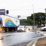 Restrição à circulação de caminhões começa a vigorar em Osasco