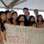 Mato Grosso do Sul – Ministro entrega 13 escavadeiras hidráulicas