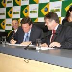 Ministro Crivella implanta rede de sanidade pesqueira e diz que MPA vai ajudar o Brasil a se tornar um grande produtor de pescado