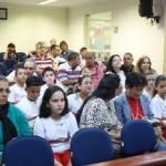 Alunos da EMEF Osvaldo Quirino visitam a Câmara Municipal de Osasco