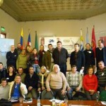 Secretaria da Cultura de Osasco participa de encontro no Uruguai