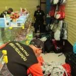 Prefeitura de Osasco promove operação de combate à pirataria no Centro