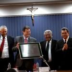 Prefeito Emidio prestigia outorga de título de cidadão osasquense a Dr. Renato Afonso, secretário municipal de Assuntos Jurídicos