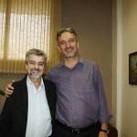 Marcos Martins é recebido em Osasco pelo Prefeito Jorge Lapas