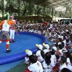 Com muita diversão, Parque Chico Mendes é palco do último dia de atividades do Recreio nas Férias