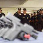 GCM de Osasco passa a operar com novas pistolas