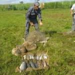 Irapuã – Polícia Ambiental Multa Pescadores em R$ 900 Cada
