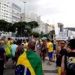 Brasil tem maior manifestação contra Dilma