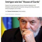 Jornal alemão compara política brasileira com 'House of Cards'