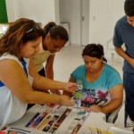 Parque Clóvis Assaf oferece oficinas gratuitas de tapetes sustentáveis